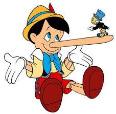 La Mentira y sus clases