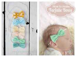fabric bows craftaholics anonymous how to make fabric farfalle bows