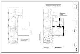home extension blueprints