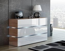 kommode weiãÿ hochglanz design kaufexpert kommode shine sideboard 120 cm weiß hochglanz sonoma