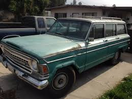 1971 jeep wagoneer for sale sj usa classifieds craigslist ebay ads