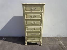 lingerie chest dresser tallboy french provincial drawers bedroom