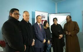 si e atb tunisie bargou inauguration du laboratoire informatique atb