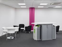 collaborative work space telent chorley office refurbishment space pod office refurbishment