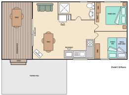 Floor Plans Perth by Kingsway Tourist Park Perth Acclaim Holiday Parks