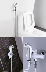 Yoyo Bidet Toilet Seat Kcasa Double Modes Pressurize Bidet Shower Toilet Seat Shattaf