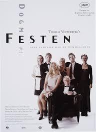 festen thomas vinterberg dk 1998 poster art unknown poster