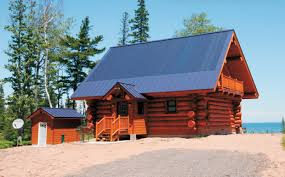 Dan Perkins Roofing by Building An Off The Grid Home Lake Superior Magazine