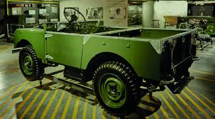 land rover 1940 land rover steps back in time to celebrate iconic defender