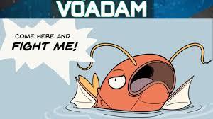 Magikarp Meme - pokemon comic dub bulbasaur vs magikarp by nekoama pokemon