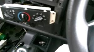 jeep wrangler heater switch fixed youtube