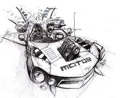 181 best sketching images on pinterest car sketch sketches and