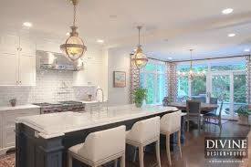 modern interior kitchen design how to blend modern decor with traditional architecture