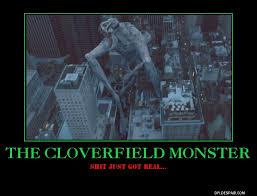 Monster Meme - the cloverfield monster meme poster dylan gray flickr