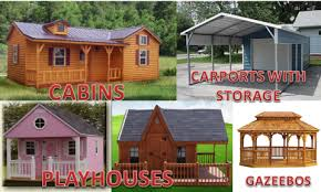 Backyard Barns And Sheds Wildcat Barns U0027 Rent To Own Sheds Log Cabins Mini Barns Garages