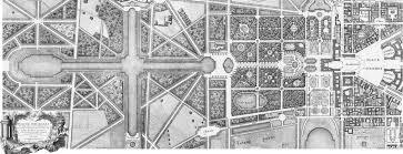giardini di versailles fichier versailles plan jean delagrive jpg â wikipã dia