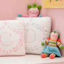 Nursery Decorative Pillows Pink Traditional Bedroom Photos Hgtv