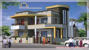 duplex house layout design in india youtube