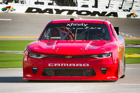 Red Flag Nascar 2017 Camaro Announced For Nascar Xfinity Series