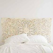 carved wood faux headboard products bookmarks design