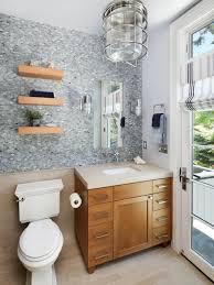 Tuscan Bathroom Designs Blue Coastal Transitional Bath Pictures Double Duty Hgtv