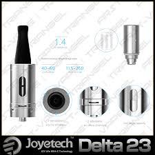 Joyetech Delta 23 Atomizer 6ml triangel rakuten global market electronic cigarette electric taba