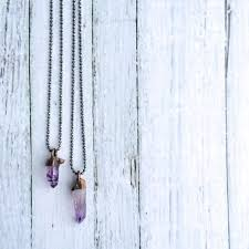 amethyst necklace images Vera cruz amethyst necklace raw amethyst pendant amethyst jpg
