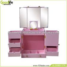 goodlife wooden opi nail polish storage box makeup box makeup