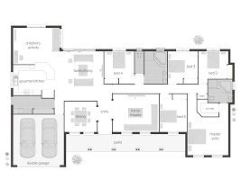 house plan tenterfield floorplans mcdonald jones homes farm