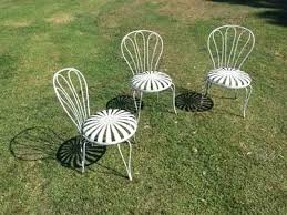 old metal chairs awesome outdoor patio furniture options and ideas