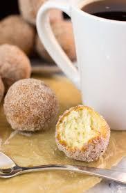 fried donut holes no yeast sugar spun run
