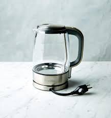breville crystal clear electric kettle samovar tea lounge