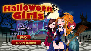halloween girls halloween game android apps on google play
