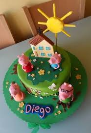 peppa pig topper tutorial on youtube cakes u0026 cupcakes