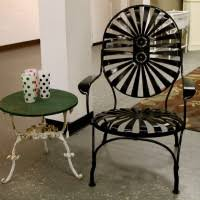 White Cast Iron Patio Furniture Delightful Wrought Iron Patio Furniture Set Offer Black Polished