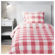 ikea girls bedding emmie ruta duvet cover and pillowcase s full queen double