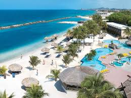 Map Curacao Curacao Curacao Sunwing Vacations