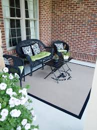 Outdoor Rugs Only Diy Outdoor Rug For Less Than 25 Less Than Of