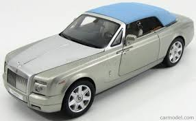 Kyosho 08871plg Scale 1 18 Rolls Royce Phantom Drophead