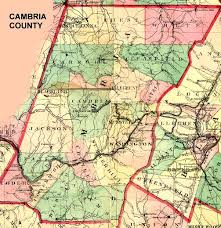 Pa County Map Family Tree Maps