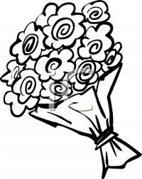 wedding flowers clipart wedding flower bouquet clip clipart free