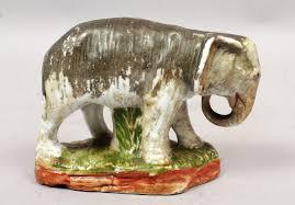 Porcelain Elephant Nine Caroline Antiques