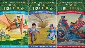 Magic Treehouse - an ode to the u0027magic tree house u0027 bookstr