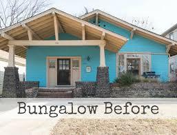 craftsman bungalow before u0026 after hgtv u0027s urban oasis giveaway 2017