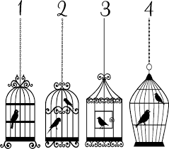 bird cage wall sticker ebay bird cage vinyl sticker wall art bedroom decal