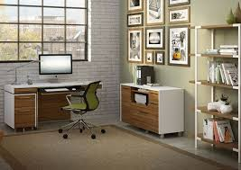 Modern Home Office Furniture Contemporary New York JensenLewis - Home office furniture nyc