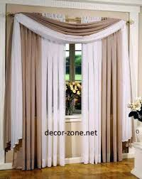 fashionable curtains for living room windows beautiful decoration
