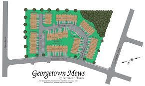 Georgetown Floor Plan Homes And Floor Plans Georgetown Mews Deptford Nj