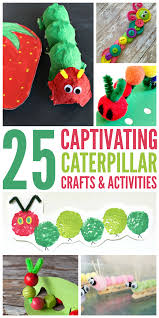 fun caterpillar craft ideas for kids the kid u0027s fun review