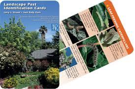 anr catalog anrcatalog landscape pest identification cards